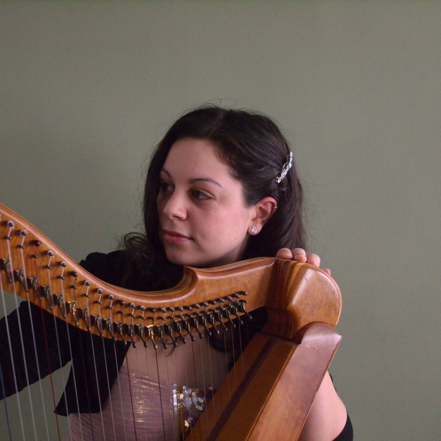 LP Celtic Harp